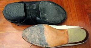 Cuidados para mis zapatos con suela de cromo